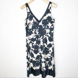 J. Crew Dresses - J Crew Linen Summer dress with silk Trim